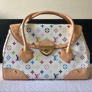 f655ebb5077a Louis Vuitton. ✳️OBO✳️Louis Vuitton Beverly GM White Multicolor